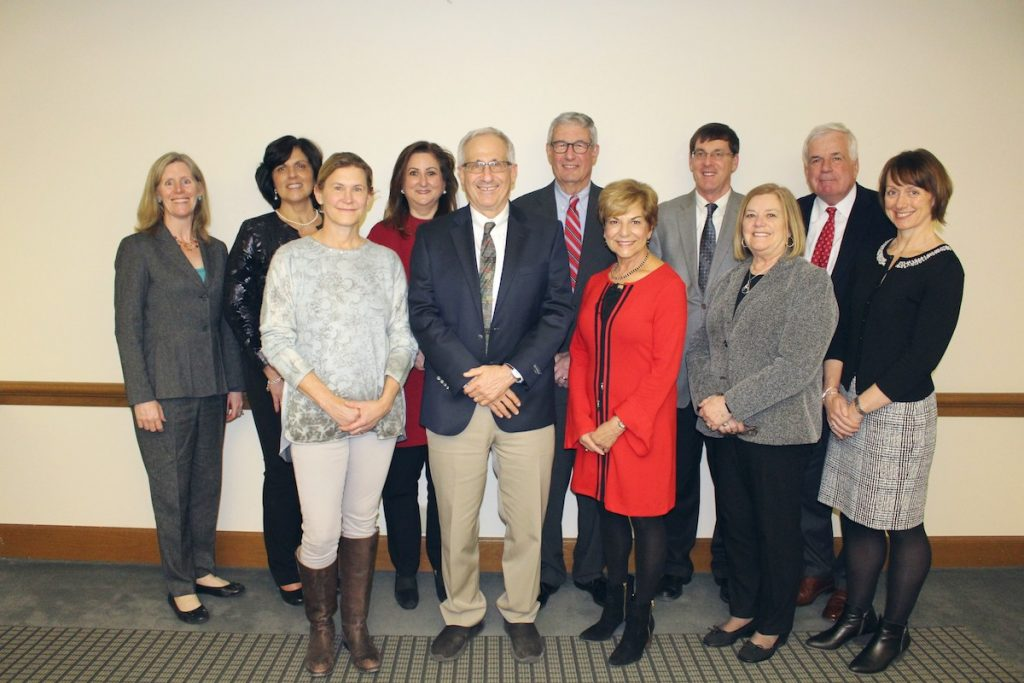 photo of the Reliant Foundation Board of Trustees
