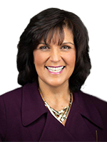 photo of reliant Foundation Trustee Maria Paul