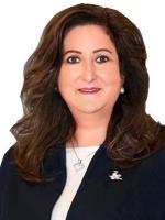 photo of reliant Foundation Board Chair Elizabeth Greene