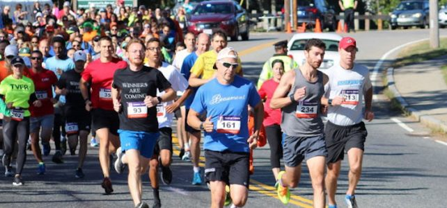 runners in the Reliant Foundation 5K
